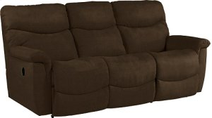 James La-Z-Boy Reclining Sectional