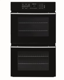 "27"" Electric Double Built-In Oven with Upper Convection"