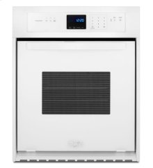 [CLEARANCE] 3.1 Cu. Ft. Single Wall Oven With Accubake® System. Clearance stock is sold on a first-come, first-served basis. Please call (717)299-5641 for product condition and availability.