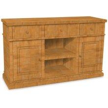 Sturbridge Buffet with Shelf