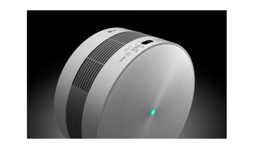 LG PuriCare Air Purifier Round Console