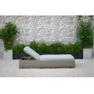 Renava Knox Outdoor Wicker Sunbed Product Image