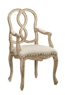 Gilding Arm Chair