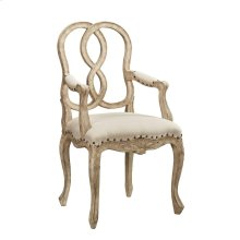 Gilding Arm Chair