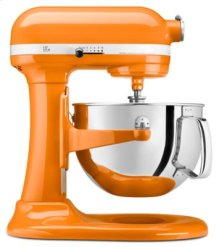 Pro 600 Series 6 Quart Bowl-Lift Stand Mixer - Tangerine