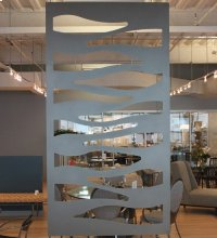 Hanging Room Divider, Kuno Product Image