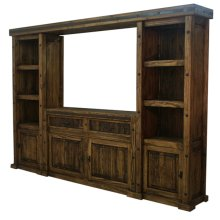 TV Wall Unit and TV Stand