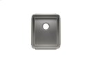 """Classic 003222 - undermount stainless steel Kitchen sink , 15"""" × 18"""" × 10"""" Product Image"""