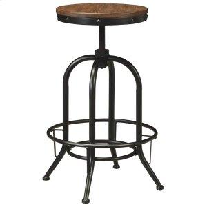 Ashley FurnitureSIGNATURE DESIGN BY ASHLEYTall Swivel Stool (2/CN)