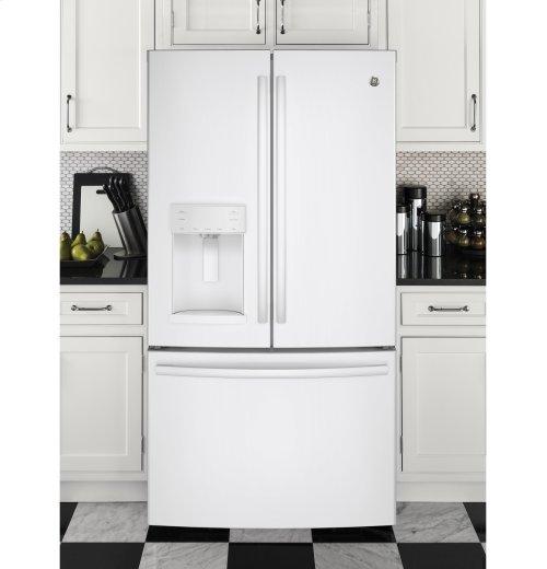 GE® ENERGY STAR® 25.8 Cu. Ft. French-Door Refrigerator