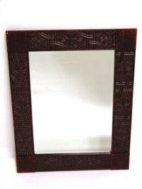 Pattern Mirror 26.0x0.9x31.9 Product Image