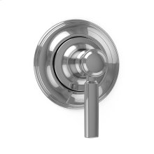 Keane™ Three-Way Diverter Trim - Polished Chrome Finish