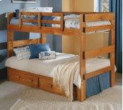 Split Bunk Bed