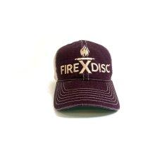 Maroon Traditional Trucker Hat