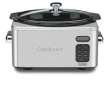 6.5 Quart Programmable Slow Cooker