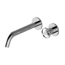 Harley Wall-Mounted Lavatory Faucet with Single Handle
