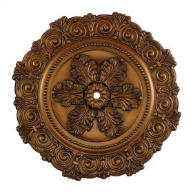 Marietta Medallion 33 Inch in Antique Bronze Finish