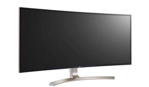 "38"" Class 21:9 UltraWide® WQHD+ IPS Curved LED Monitor (37.5"" Diagonal)"