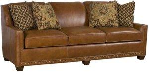 Hillsdale Leather Sofa