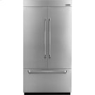 42-inch Stainless Steel Panel Kit for Fully Integrated Built-In French Door Refrigerator Product Image