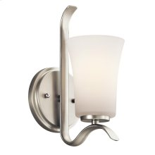 Armida Collection Armida 1 Light Wall Sconce - NI