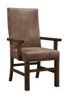 Arm Chair W/nailhead Set Up Fully Upholstered Product Image