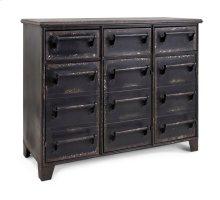 Drexel 3-Drawer Metal Cabinet