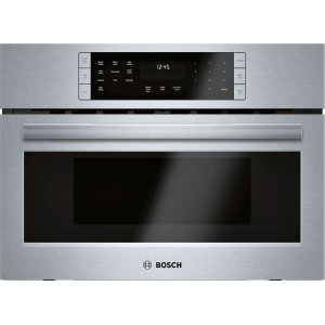 "BOSCH800 Series, 27"", Speed Oven, SS, 120v"