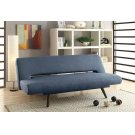 Mid-century Modern Grey Adjustable Sofa Bed Product Image