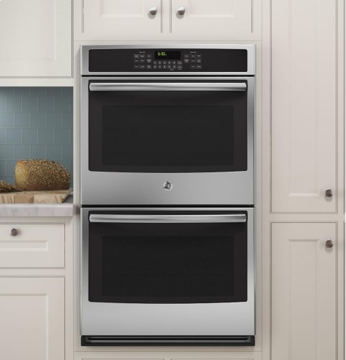 "SCRATCH & DENT- GE® 30"" Built-In Double Wall Oven with Convection"