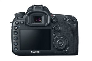 Canon EOS 7D Mark II EF-S 18-135mm f/3.5-5.6 IS USM Wi-Fi Adapter Lens Kit Digital SLR Camera