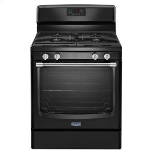 MAYTAG30-inch Wide Gas Range with Precision Cooking System - 5.8 cu. ft.