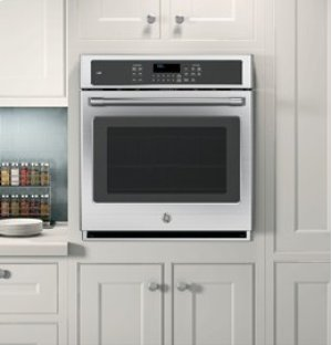 """27"""" Electric Convection Self-Cleaning Single Wall Oven"""