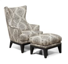 H055 Brewster Accent Chair & Ottoman