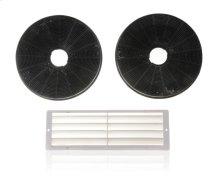 Range Hood Recirculation Kit / Replacement Charcoal Filters