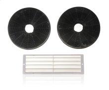 Range Hood Recirculation Kit / Replacement Charcoal Filters