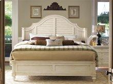 Steel Magnolia Bed (Queen) - Linen