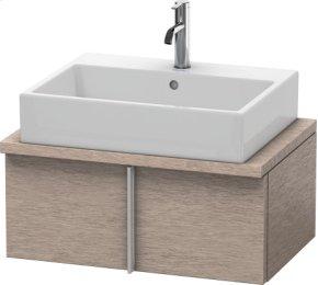 Vero Vanity Unit For Console Compact, Cashmere Oak