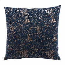 Night Pillow Blue & Gold