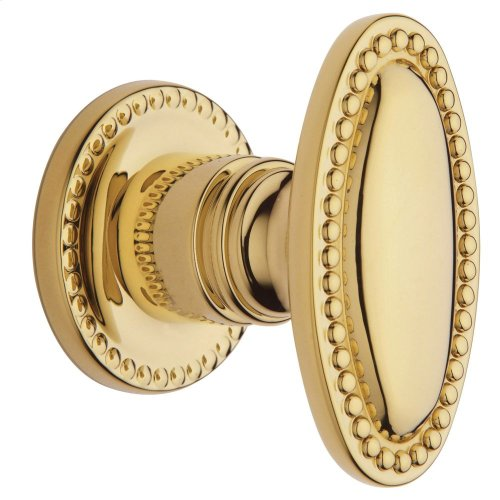 Non-Lacquered Brass 5060 Estate Knob