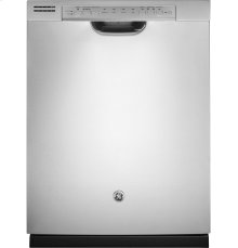 GE® Stainless Steel Interior Dishwasher with Front Controls [OPEN BOX]