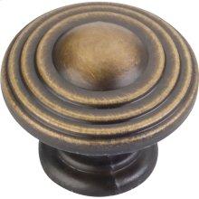 "1-1/4"" Diameter Ring Cabinet Knob."