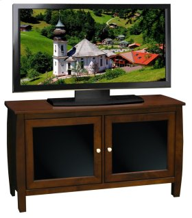 The Curve 45inch Console Mocha