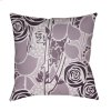 """Chinoiserie Floral CF-022 18"""" x 18"""""""