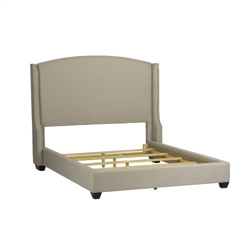 Queen Shelter Bed