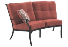 RAF Loveseat w/Cushion