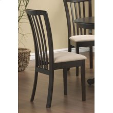 Brannan Casual Cappuccino Dining Chair