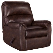 Signature Design by Ashley Talco Rocker Recliner in Burgundy Faux Leather [FSD-5199REC-BRG-GG]