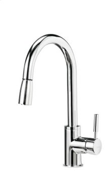 Blanco Sonoma With Pull-down Spray - Polished Chrome