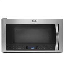 2.1 cu. ft. Microwave Hood Combination with AccuPop Cycle